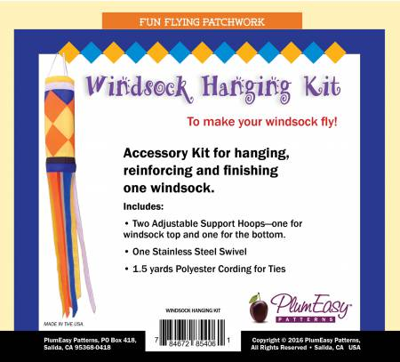 PEP-128K Windsock Hanging Kit