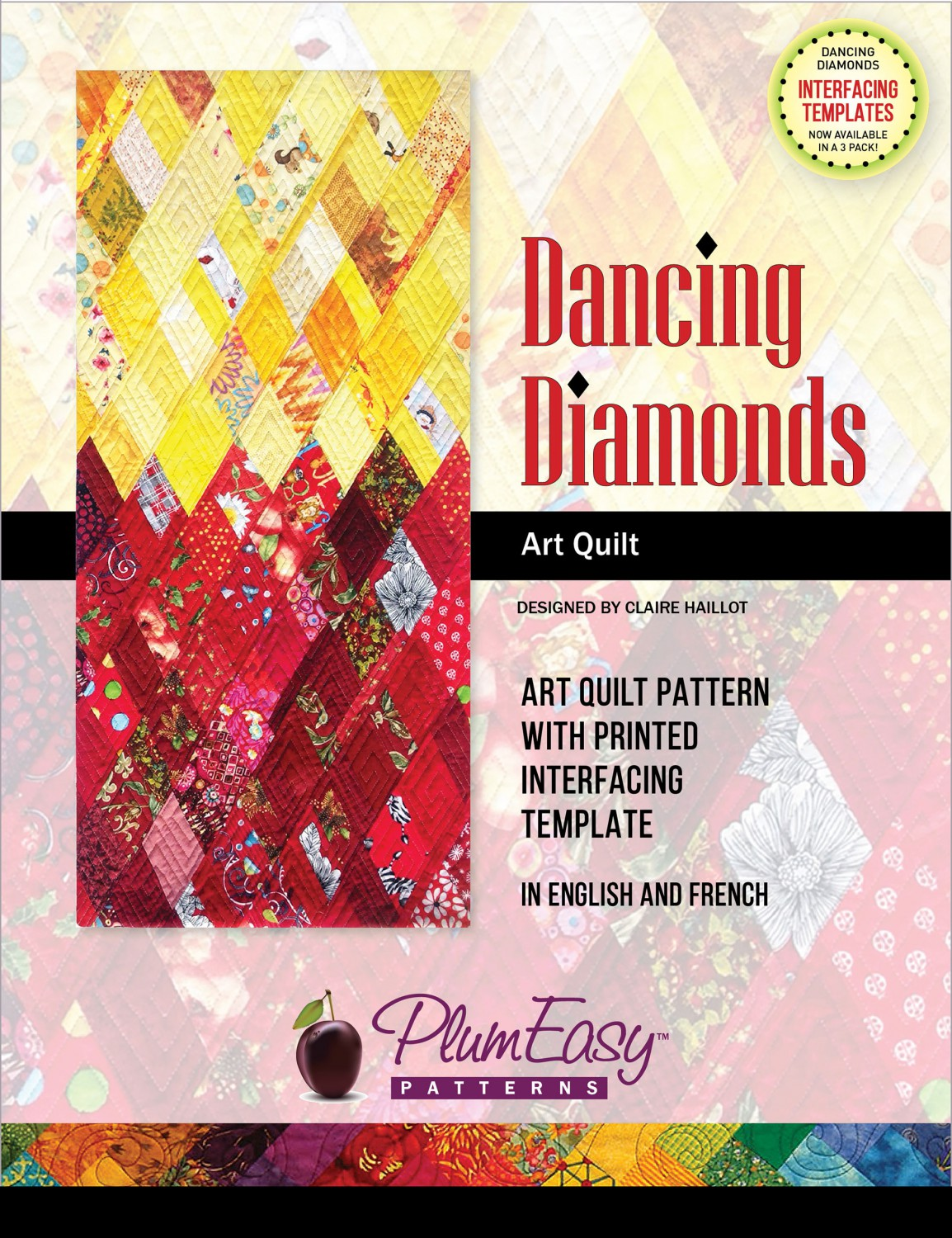 PEP-128 Dancing Diamonds Pattern
