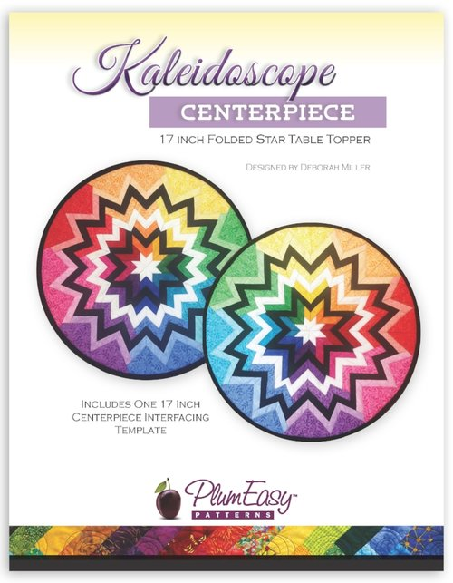 PEP 127 Kaleidoscope Centerpiece Pattern