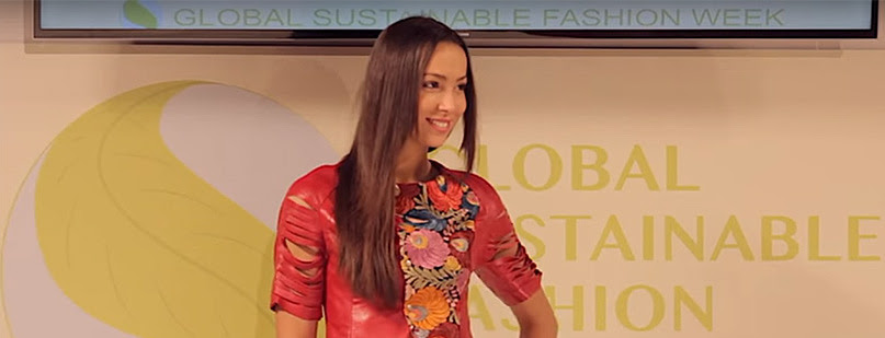 Fashion Model for Global Sustainable Fashion