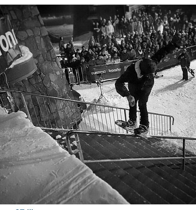 Joel FrontBoard - Photo TransitonSnow