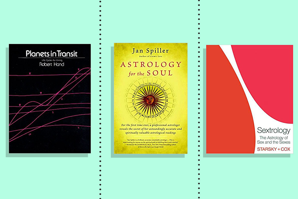 New YOrk Mag: The 14 Best Books on Astrology, According to Astrologers -