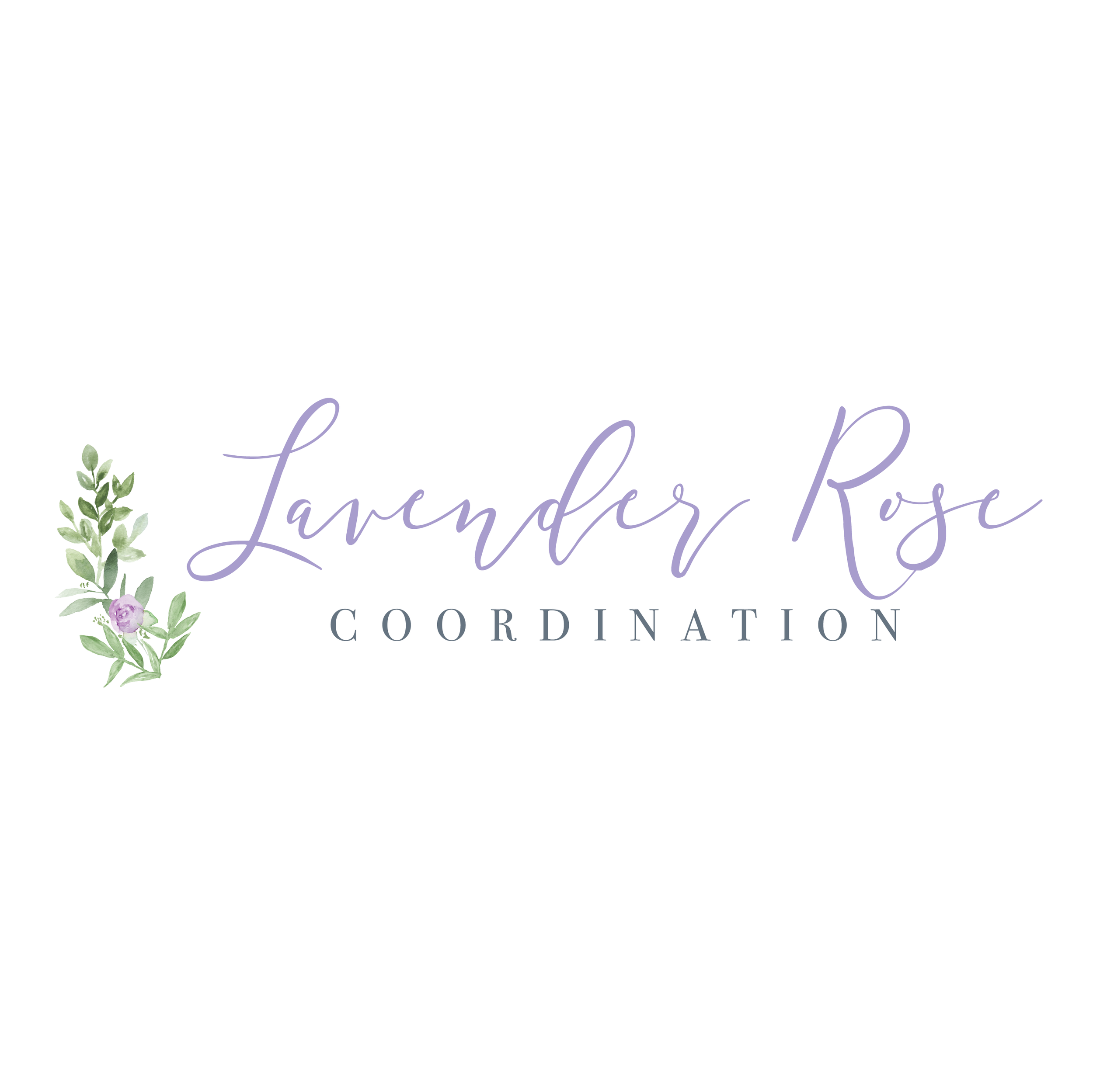 Lavender Rose Coordination