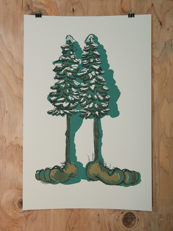 Tree-mendous Feat