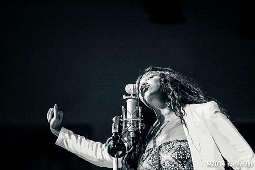 Teeya Skipper and the Ma Soul Band - September 19, 2014