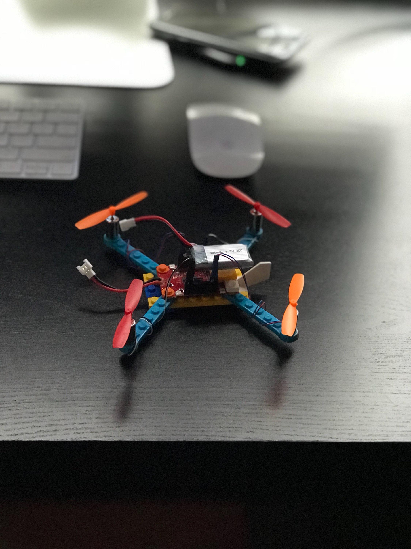My lego drone