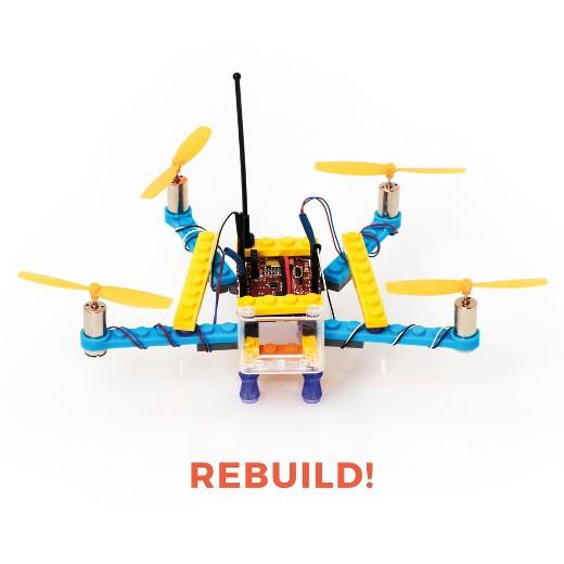 Fly. Crash. Rebuild