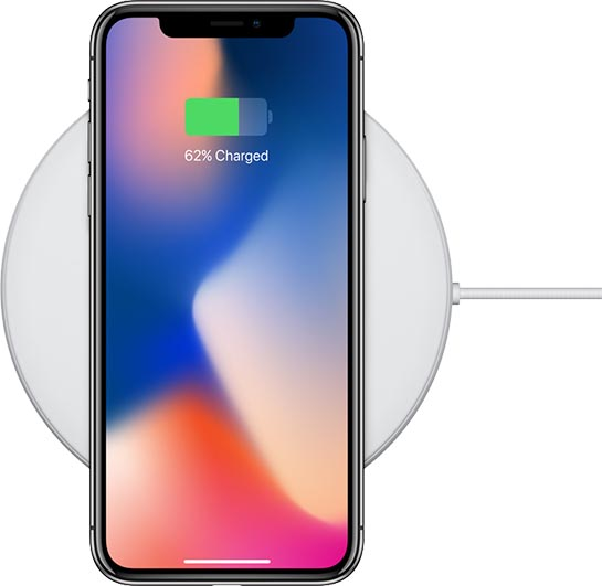 Wireless charging feature