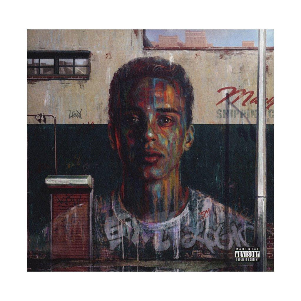 "Logic's first studio release: ""Under Pressure"""