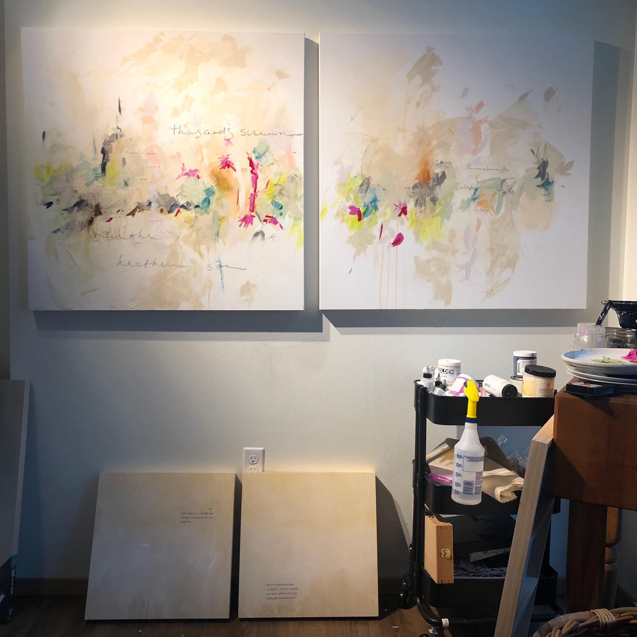 in progress studio…. - inspired