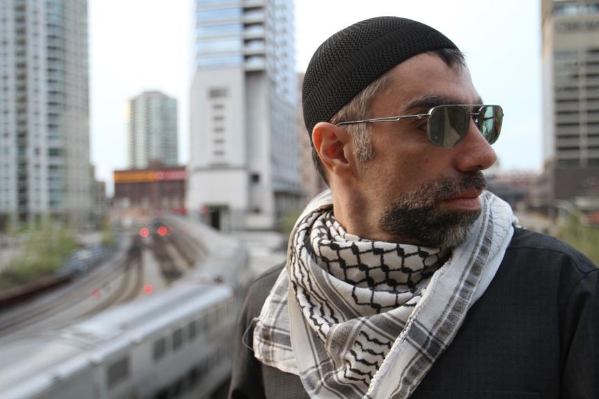 Director Usama Alshaibi