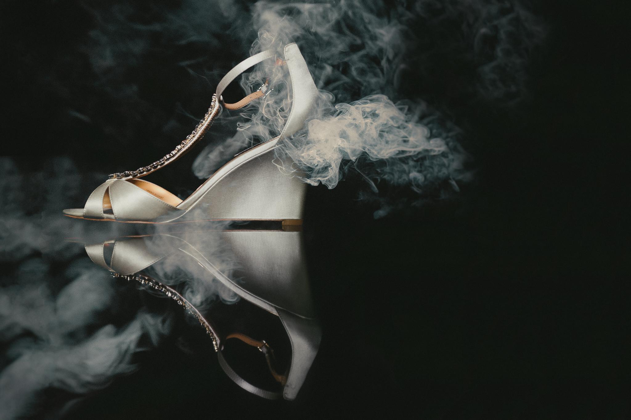 Colorado Springs Wedding Shoes