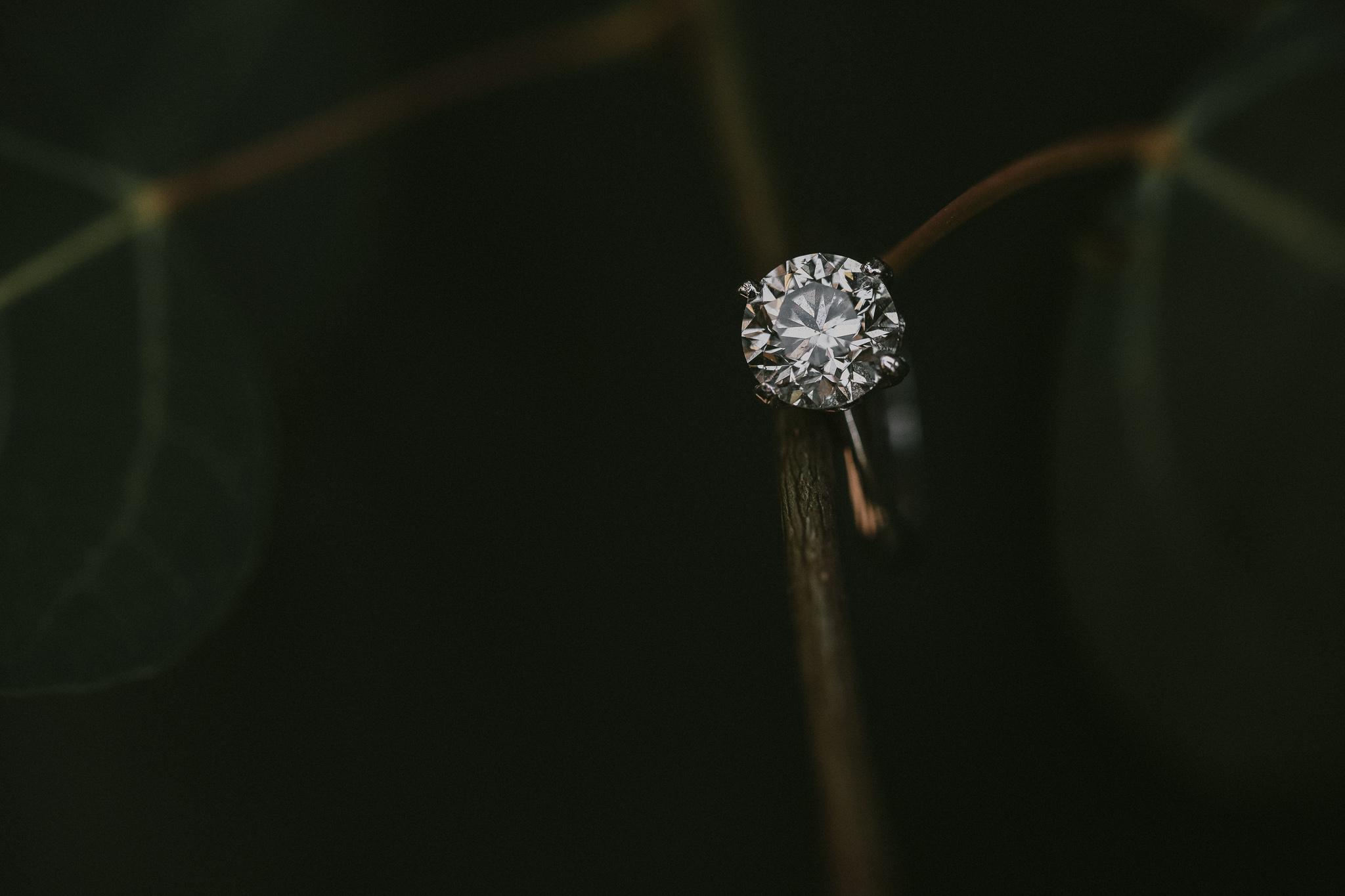 Estes Park wedding ring