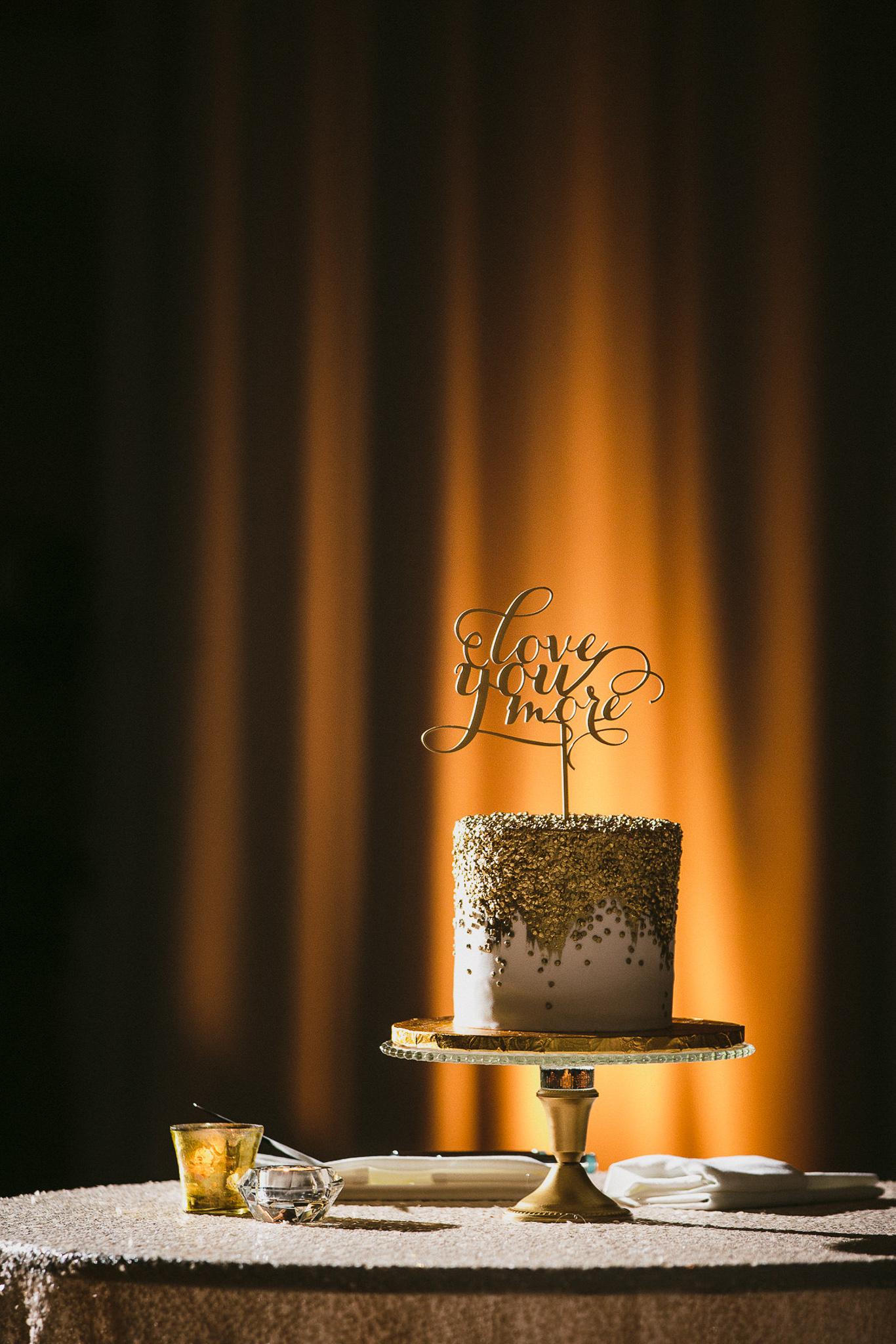Vail Wedding Cake