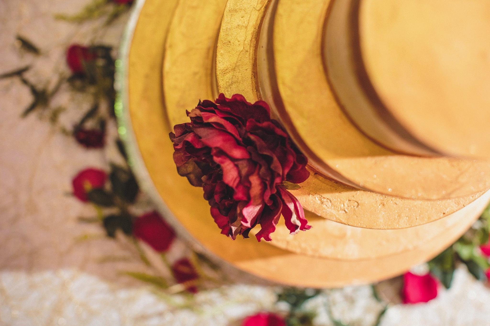Breckenridge Wedding Cake