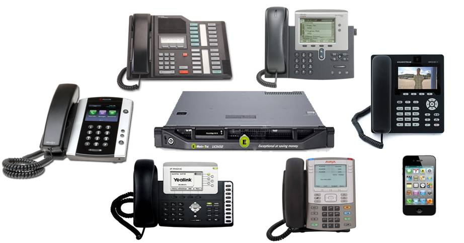 Emetrotel's award winning combinations!  Save Money, Use your existing Nortel phones!