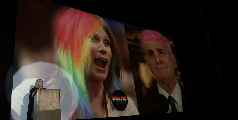 Ignite Minneapolis Speech: 5 minutes to hot hair.