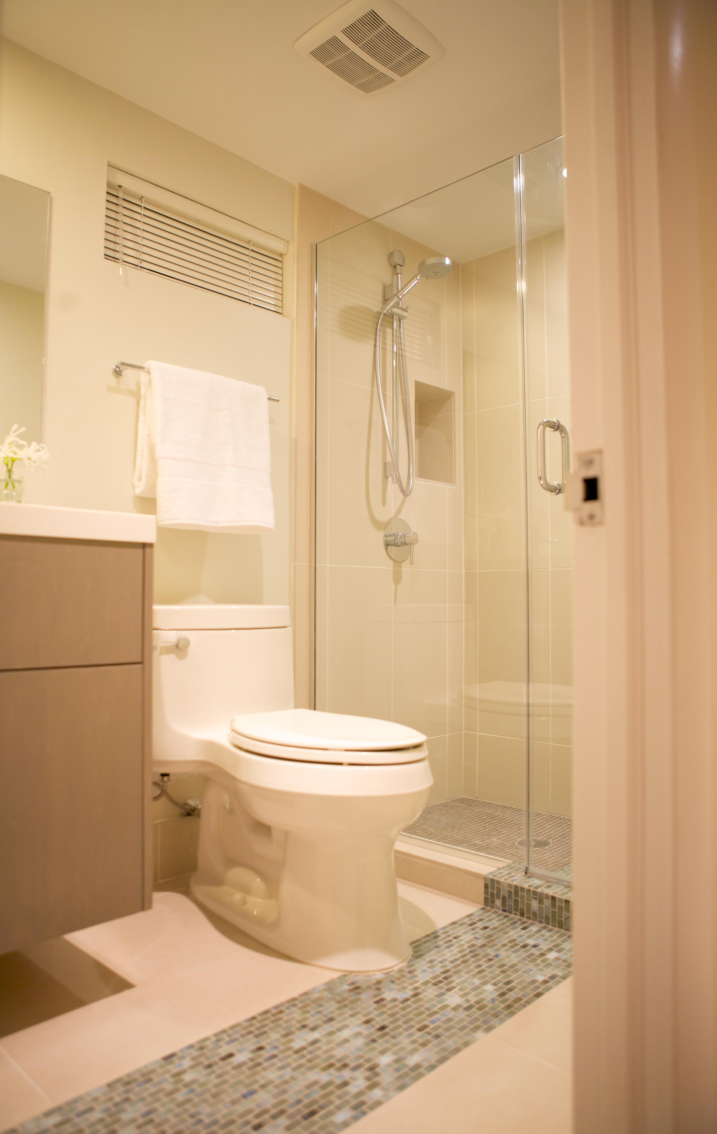 """Brooklyn interior design project: bathroom renovation"""