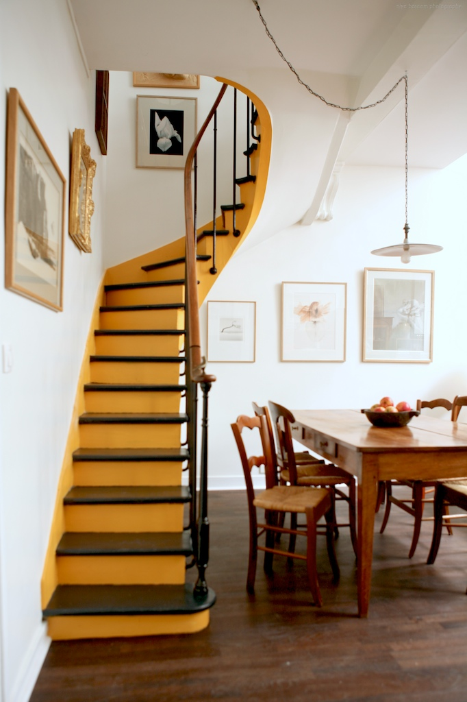 """""""Paris, France interior design project: eclectic artistic french design and decor. """""""