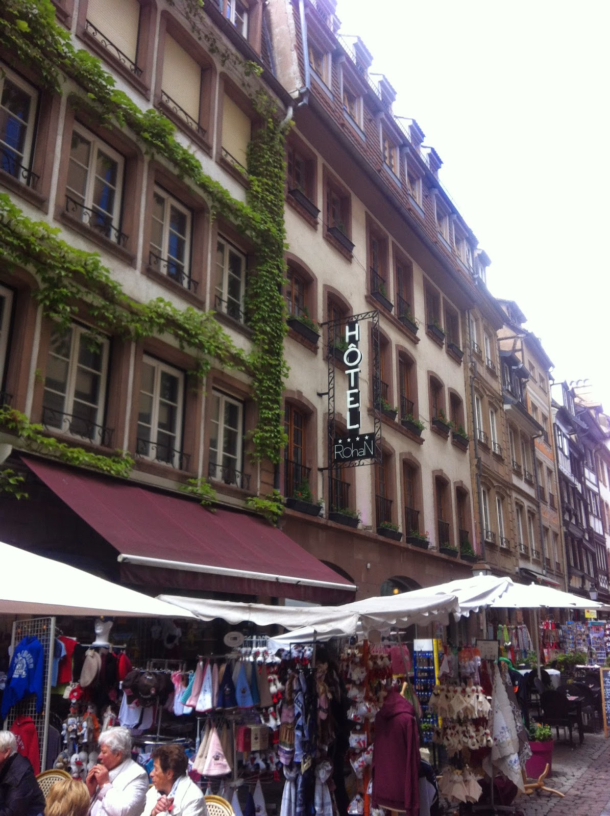 One day shopping excursion to Strassbourg, France
