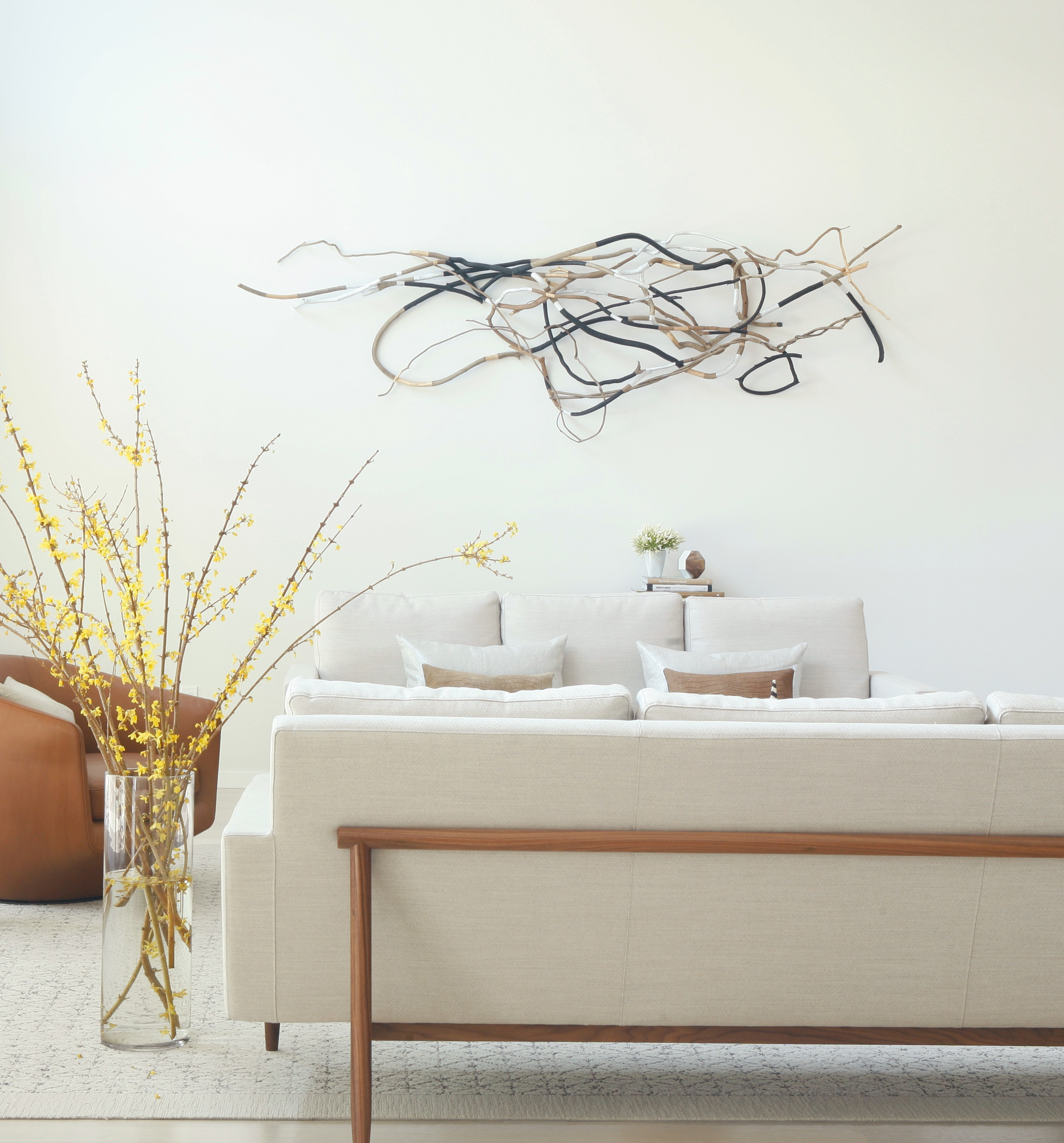 Root System II installed in an Ishka Designs' project