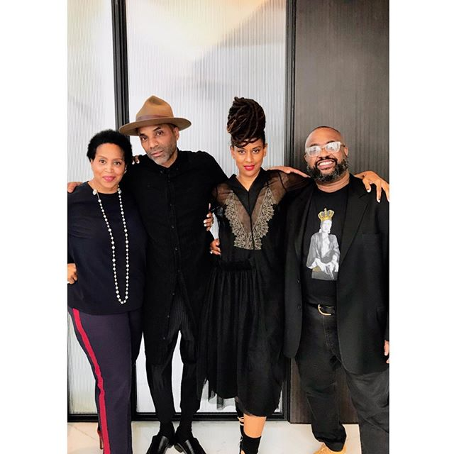 ABOUT LAST WEEK: celebrating the @elledecor A-List with some amazing designers thanks to @whowhatwhit @charlescurkin and @ingridabram 🙏🏾🙏🏾🖤🖤 . . . . #edalist  #elledecor  #interiordesign #interiorinspiration  #interiors  #design  #deco  #interiorstyle  #interiorlovers  #interiorinspiration  #style  #minimal  #efficientlybeautiful  #simplicity #longevity #mindful #ishkadesignsinteriors  #brooklyndesigners  #interiordesigners