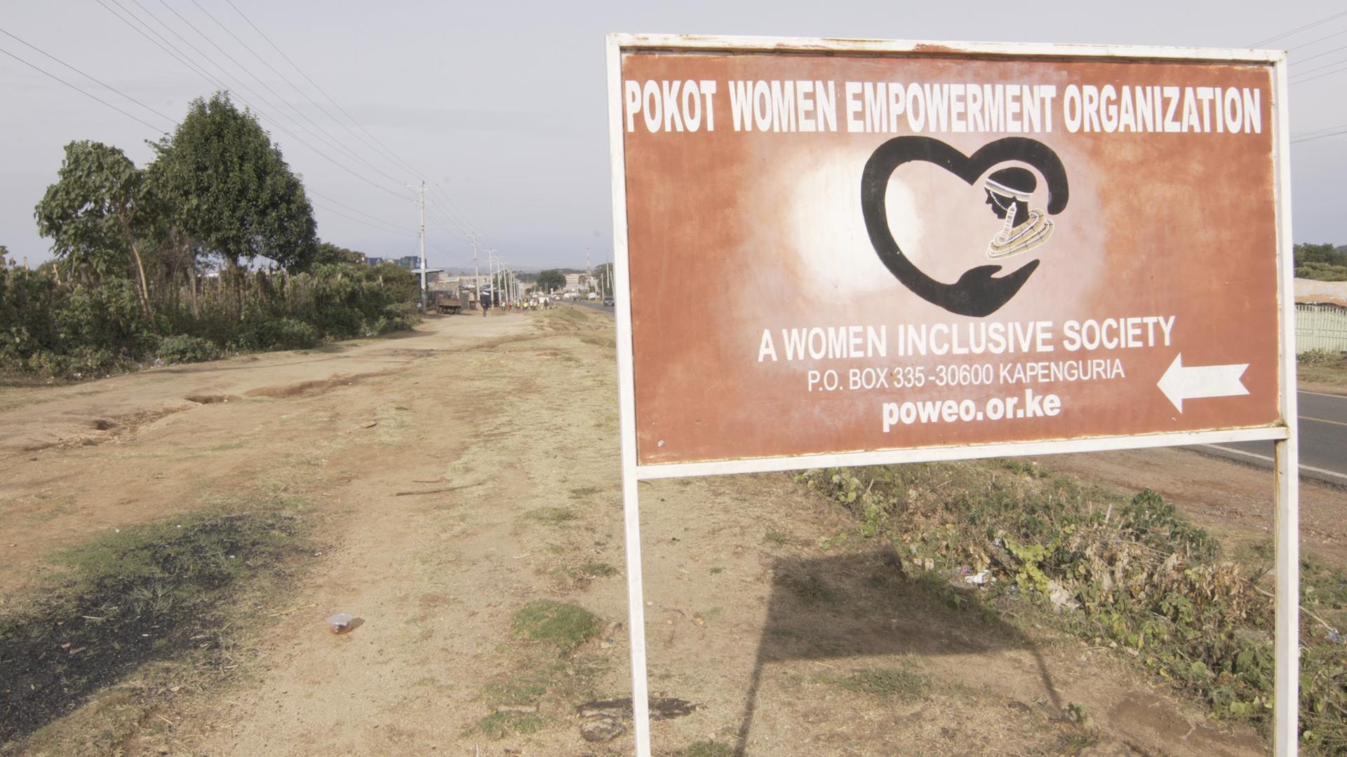POWEO HQ in West Pokot
