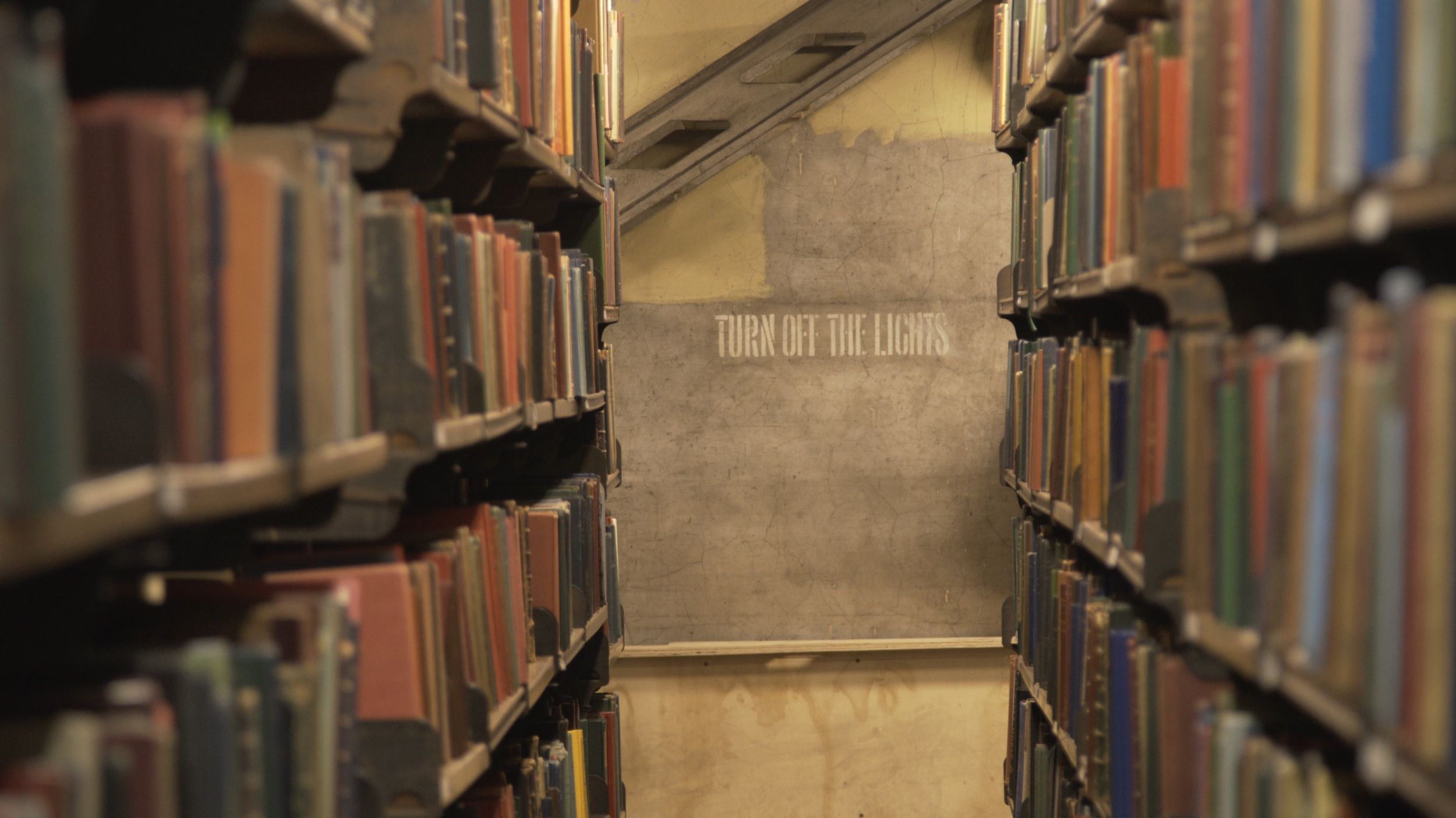 The London Library - We were commissioned by the library to produce a series of films to capture this unique and magical location. We filmed throughout the Library, often before the doors had opened.