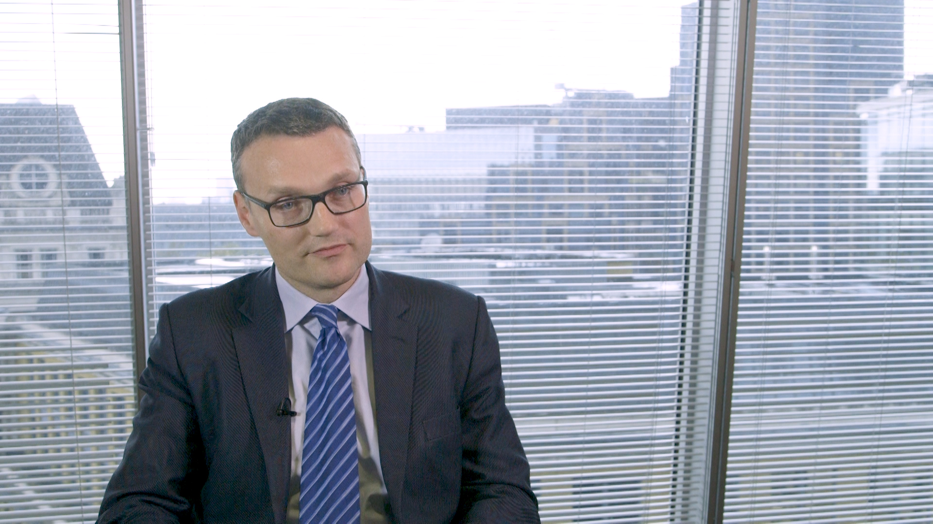 Simon Kenyon, Managing Director of Consumer Banking at Lloyds Banking Group.