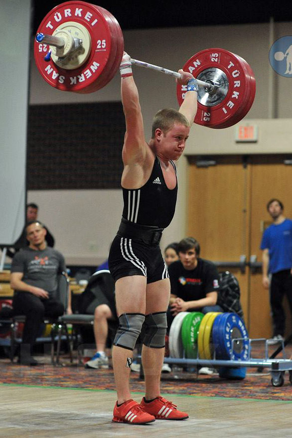 Connor Felstead     2014 69kg Junior National Weightlifting Champion      2014 Junior Pan American Team USA Member