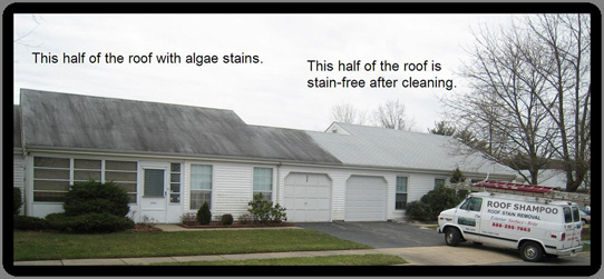 Roof Cleaning Community Assoications