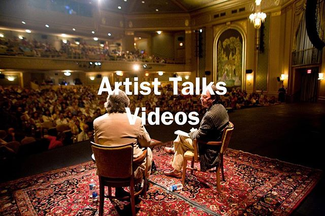 Curb your LOOK3 craving by watching the 2016 Festival Artist Talks on our website. The Artist Talk videos were made possible by a grant from @photowings