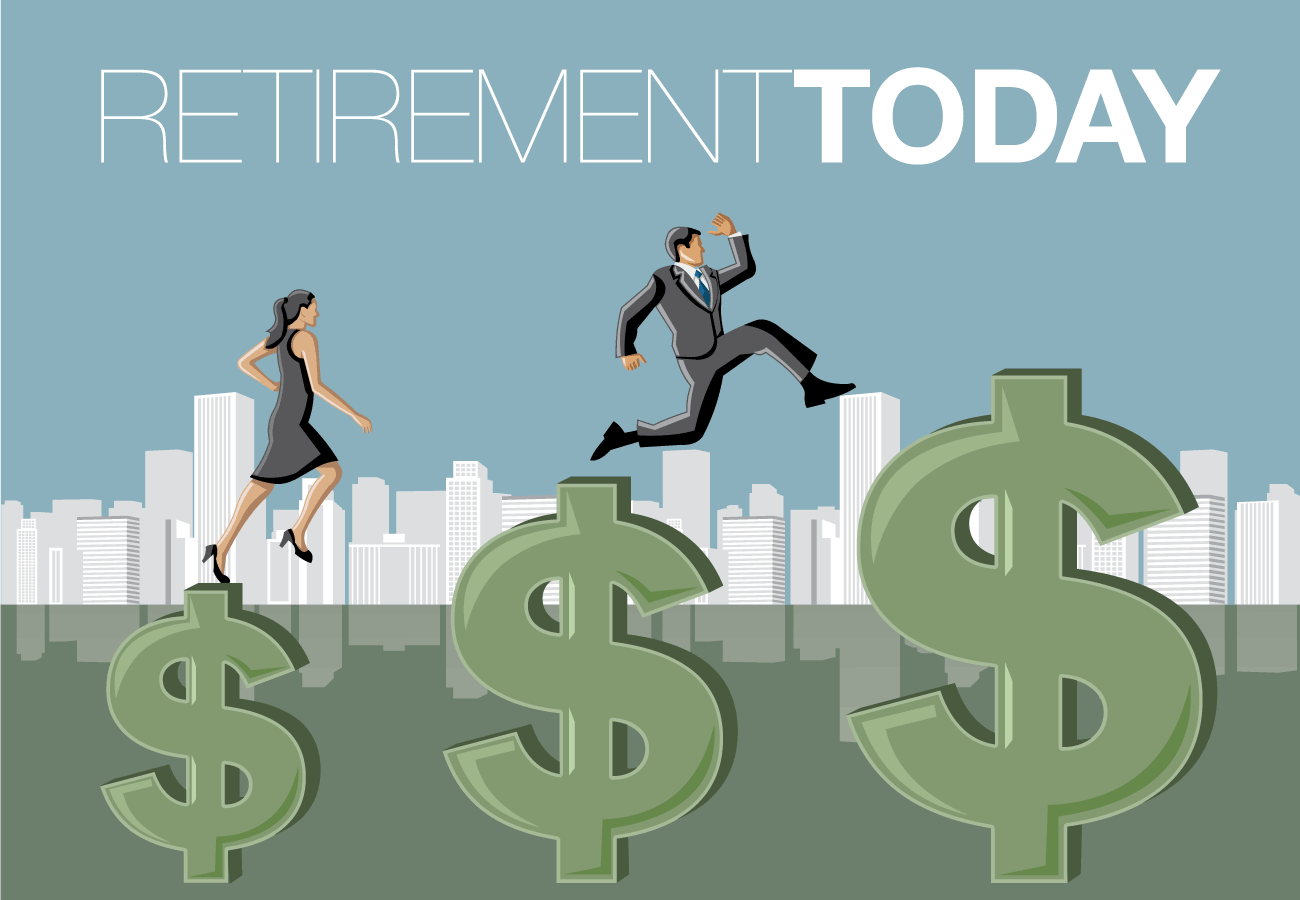 Retiring comfortably in 21st century requires that you take control of your investment plans, particularly those funded at work.
