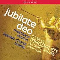 Recording Engineer & Editor - Opus Arte (2015)