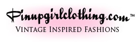 Pinup Girl Clothing logo House of Burlesque