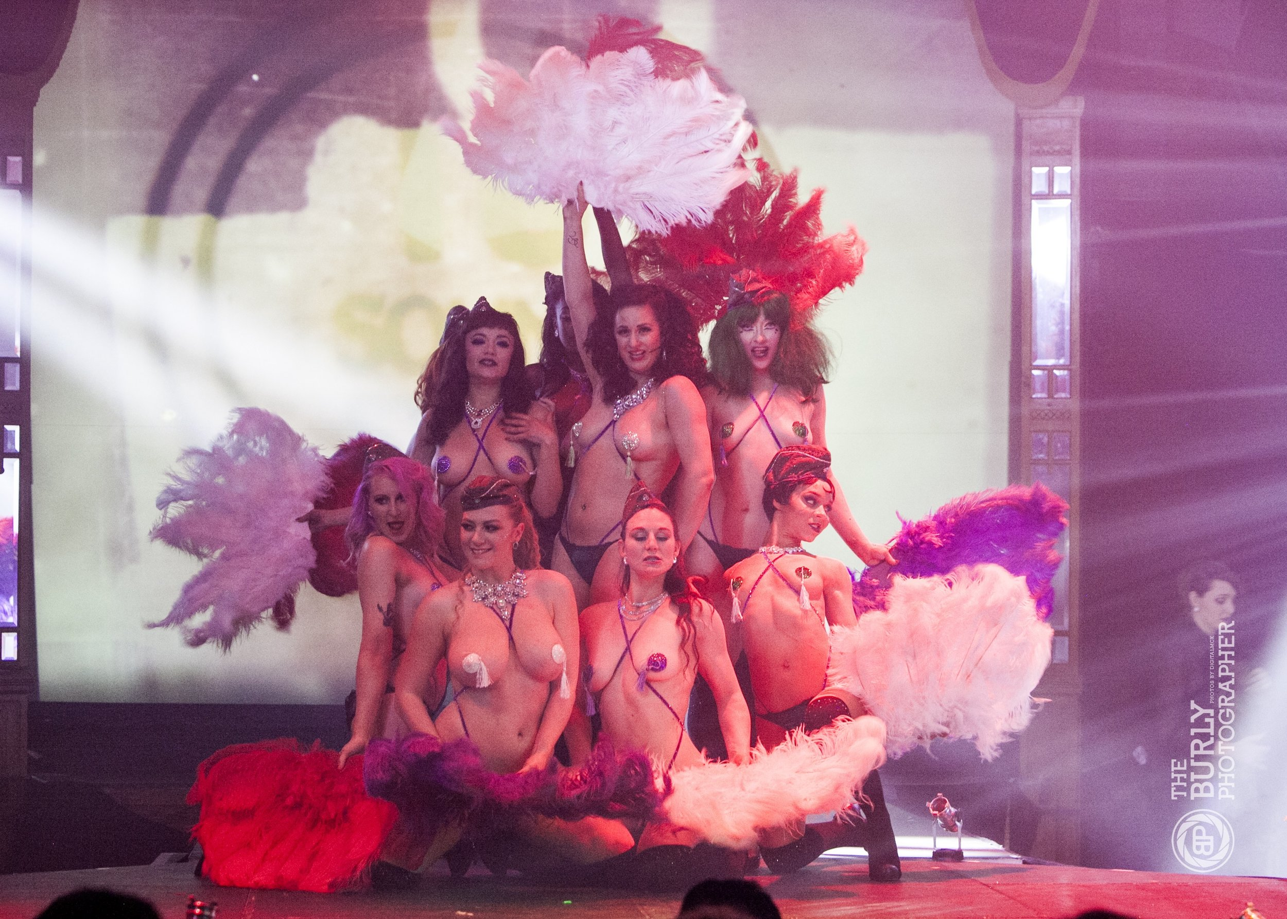 House of Burlesque 2.0 Produced by Tempest Rose at House of Burlesque Ltd and Alex Rochford at The Producers UK