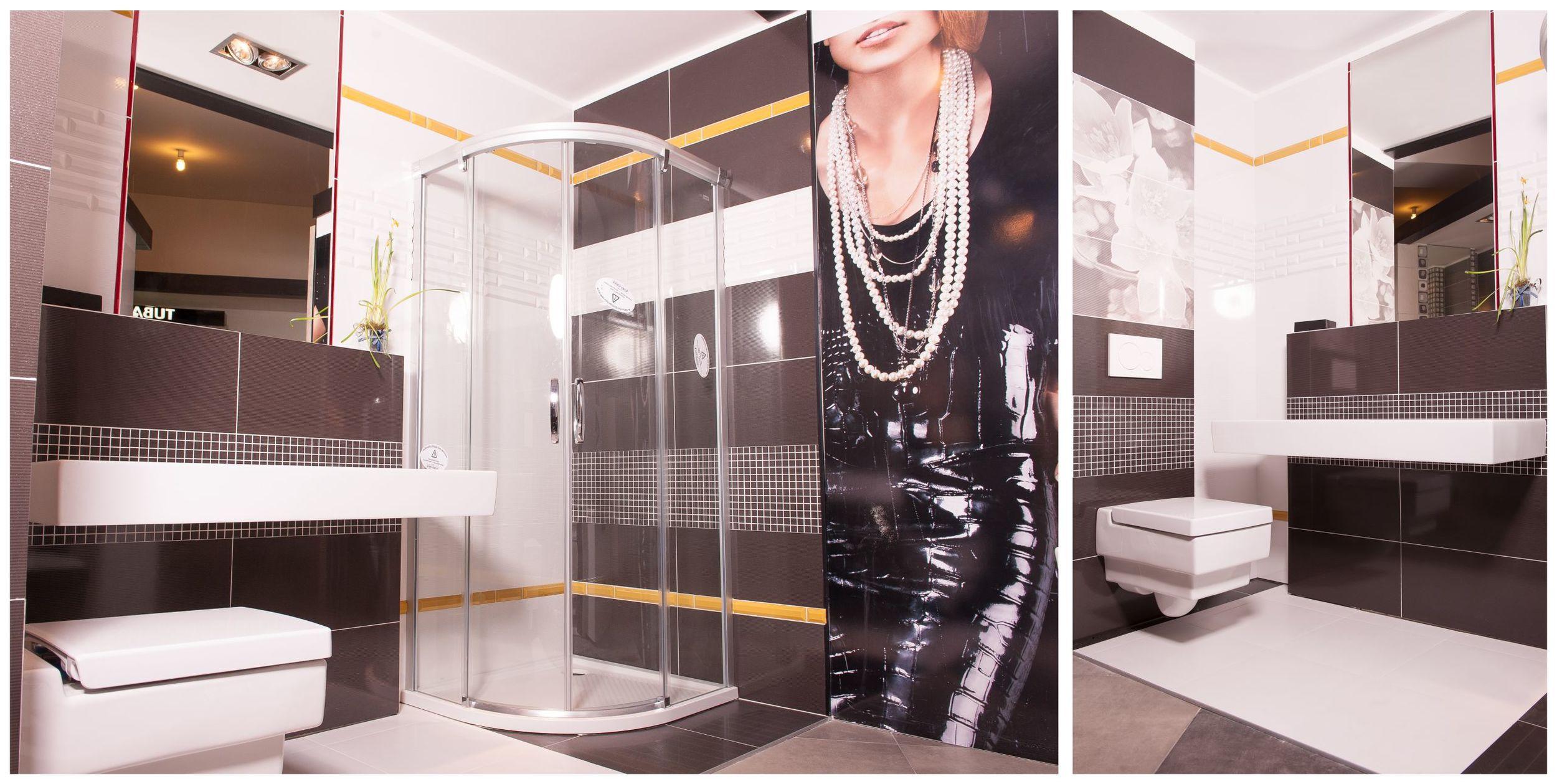 Salon wyposażenia łazienek Kamgres   Tubądzin