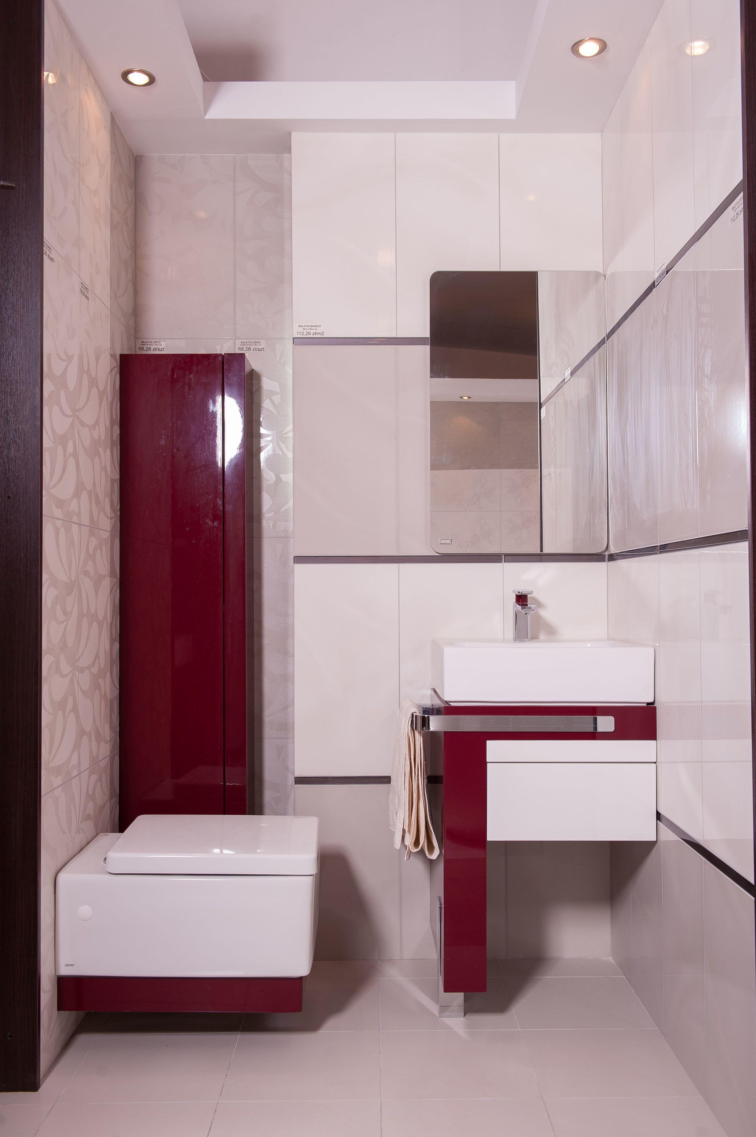 Meble łazienkowe kolekcji Esprit | Kamgres