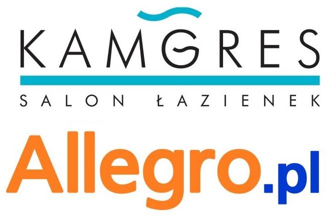 Salon łazienek na portalu Allegro