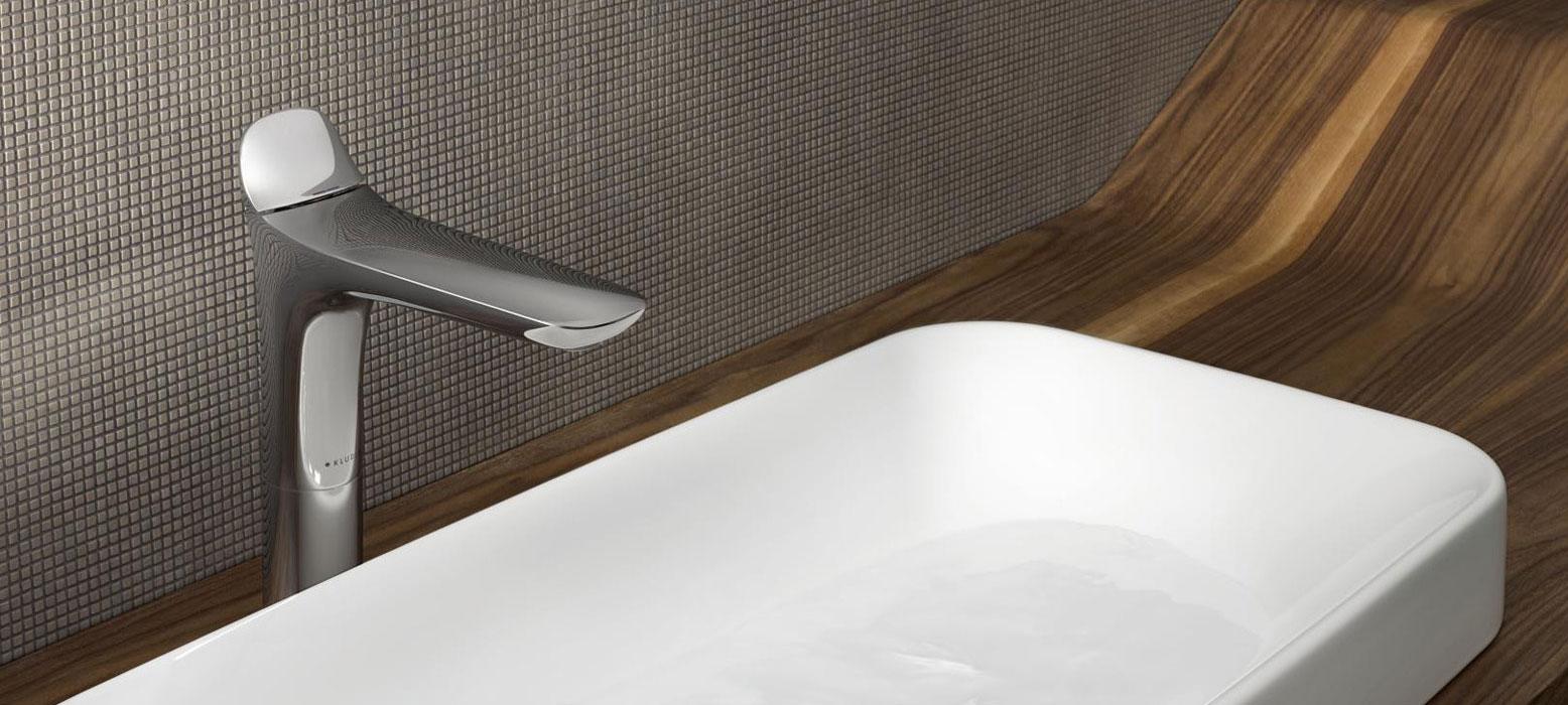 Kludi Ambienta - jednouchwytowa bateria umywalkowa
