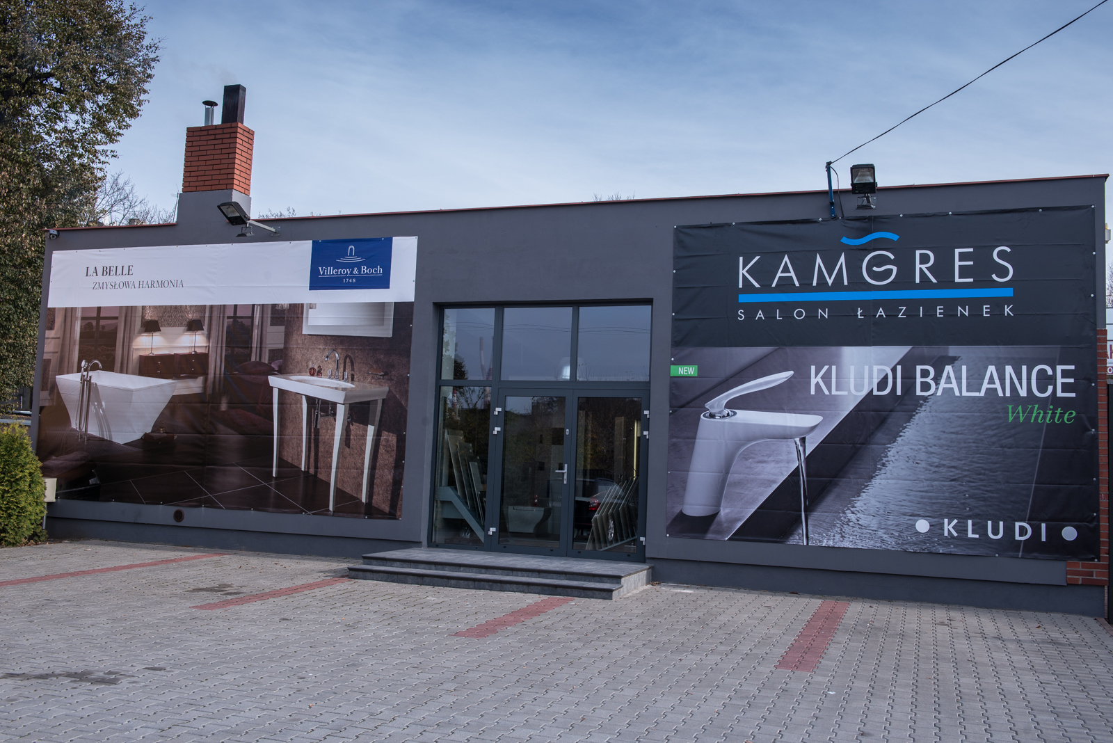 Salon Łazienek Kamgres | Łódź