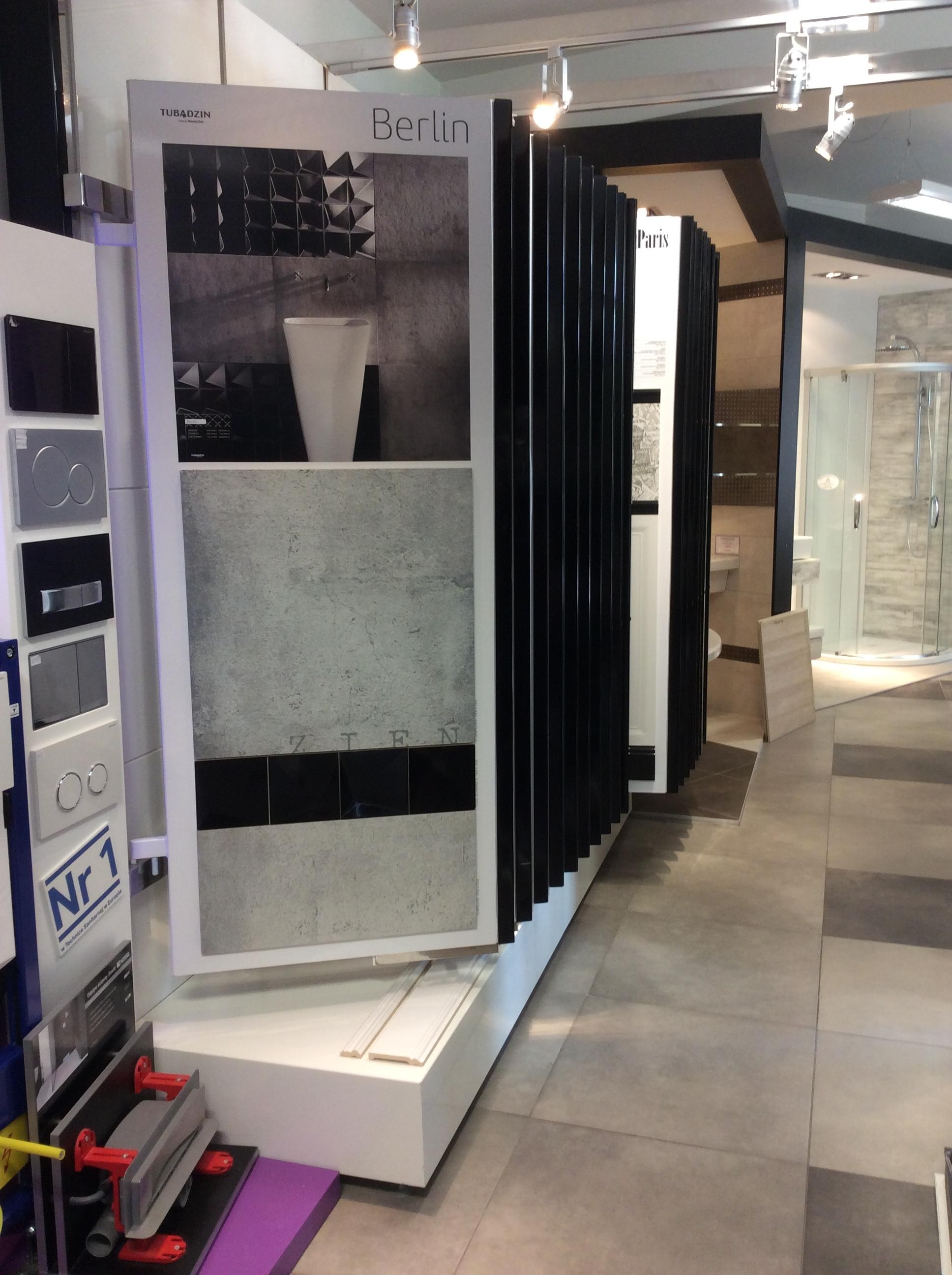 Galeria Salon łazienek Kamgres Tubądzin Maciej Zień