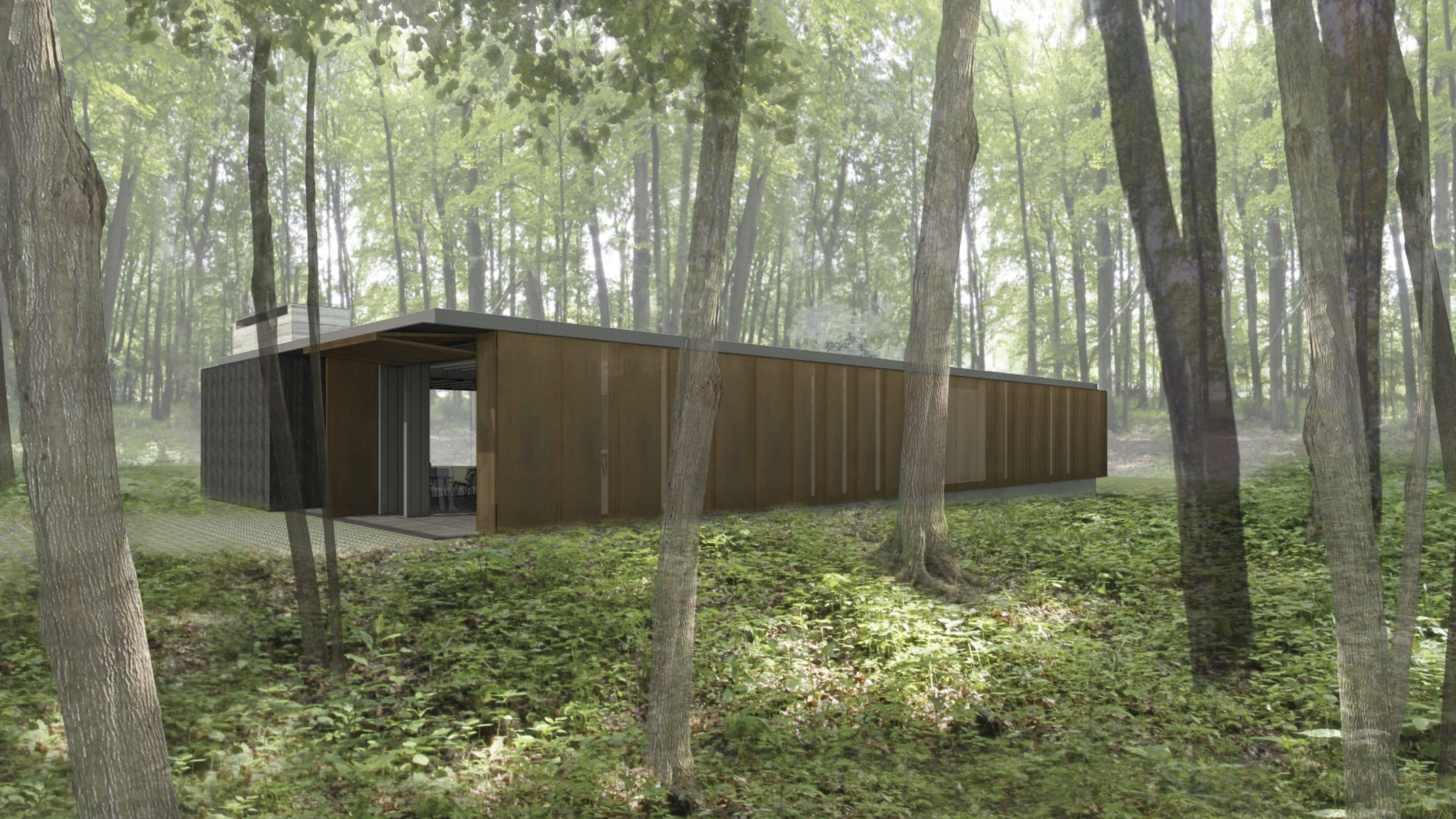 Private Residence  / River Hills, WI / Completion Summer 2018