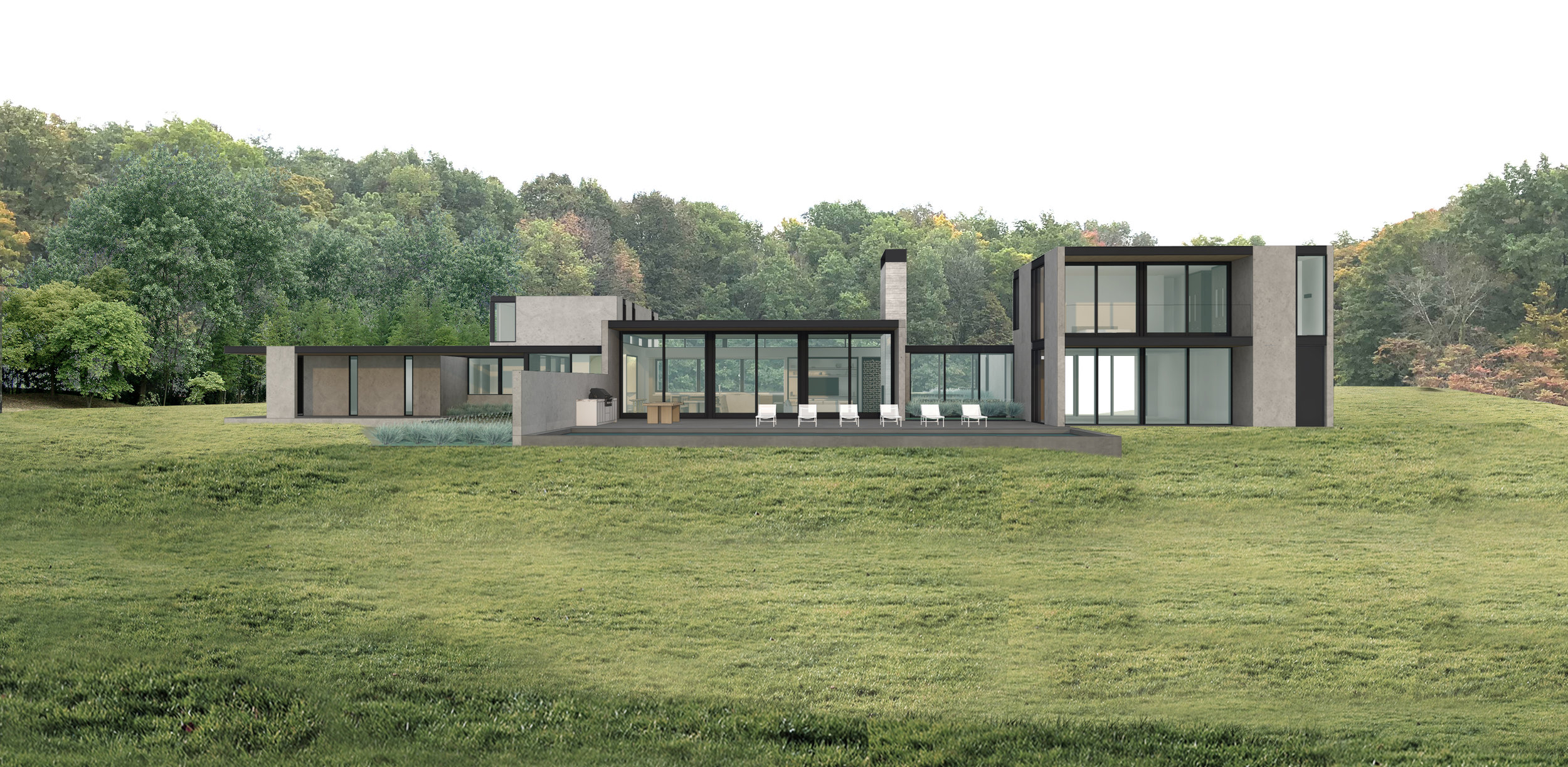 Private Residence  / Town of Scott, WI / Completion Spring 2020