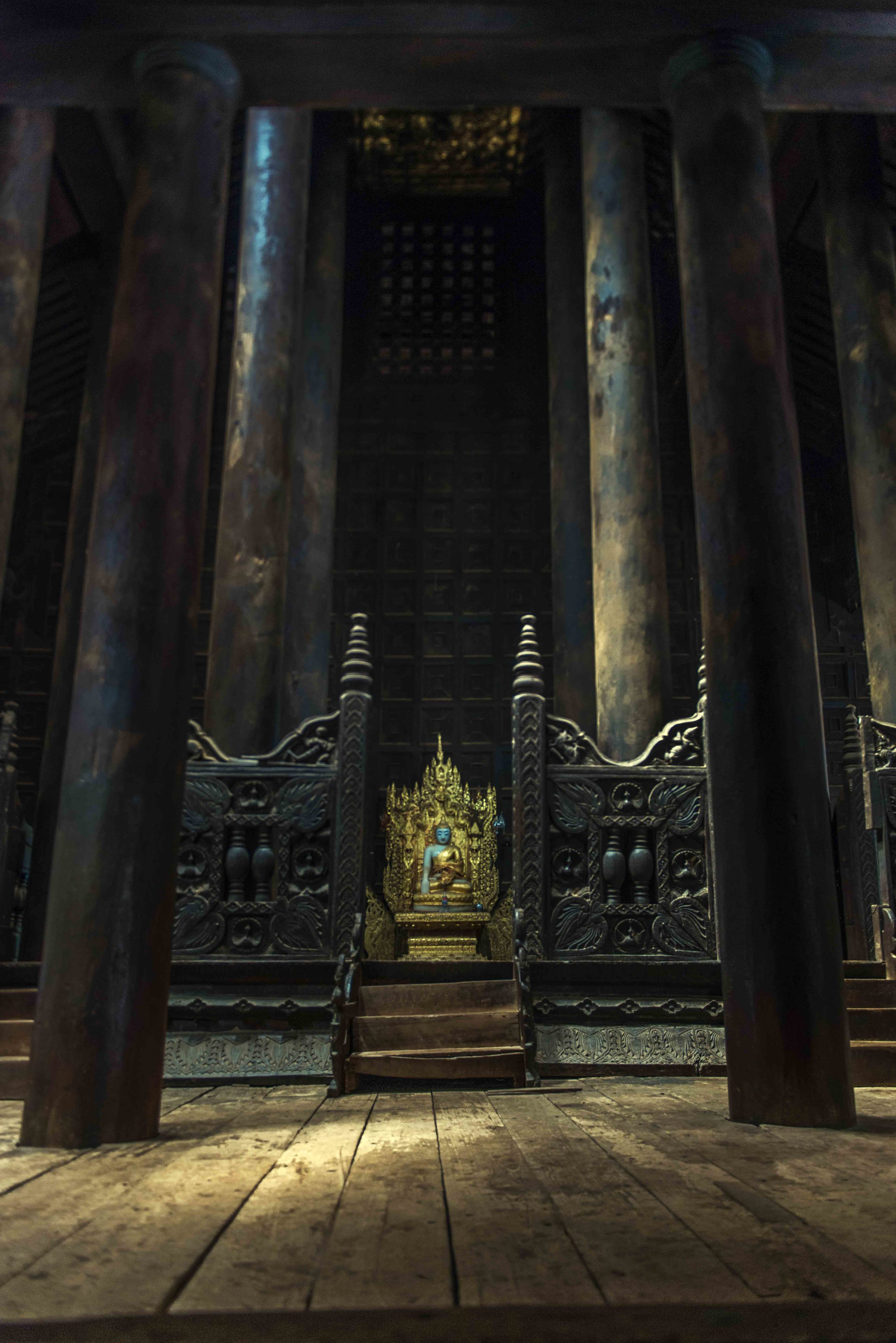 Temple, Myanmar