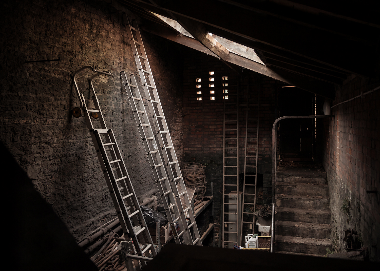 The old boiler house, Tyntesfield