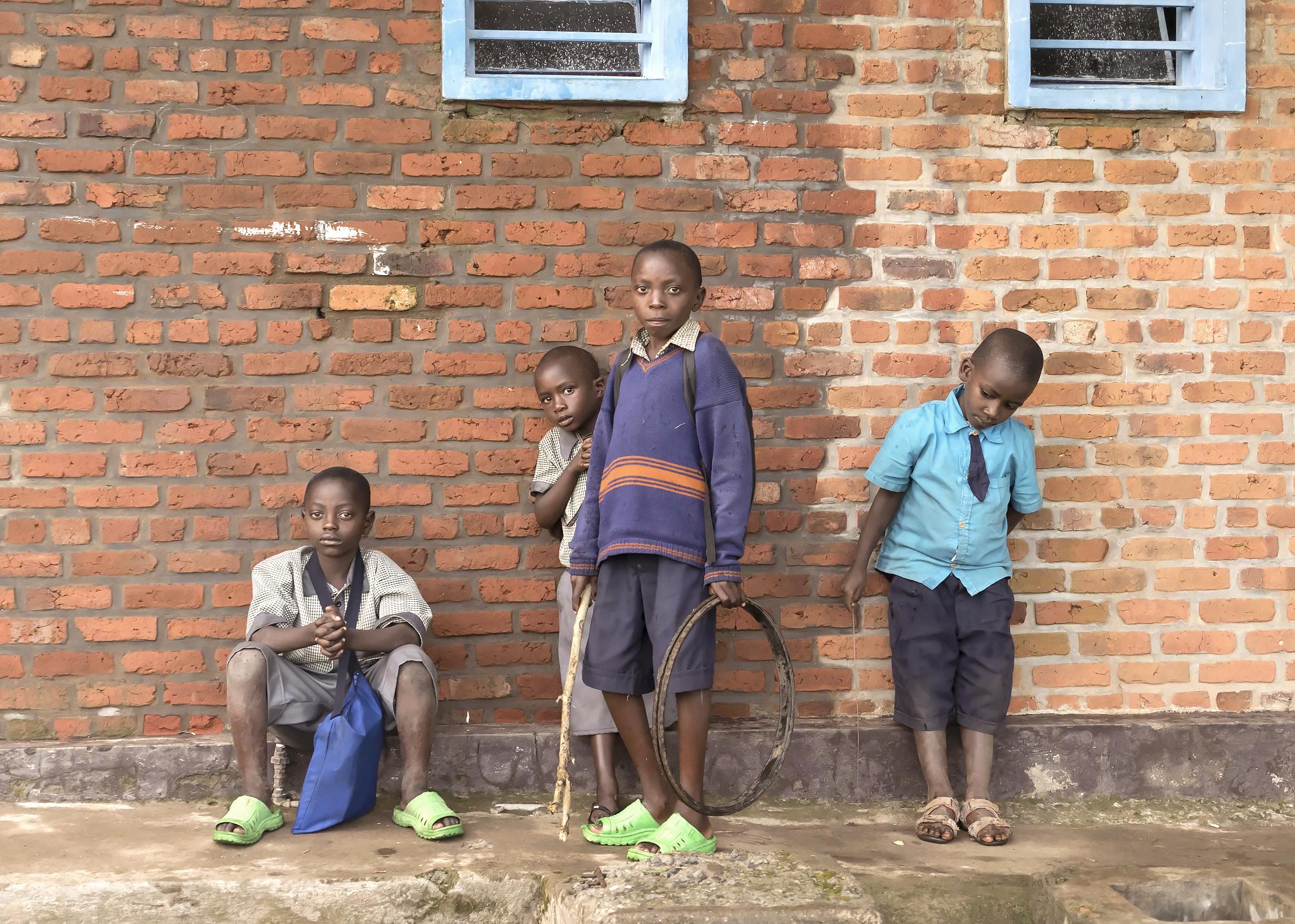 ESC Musanze, Ruhengeri   + About School Portrait, Rwanda