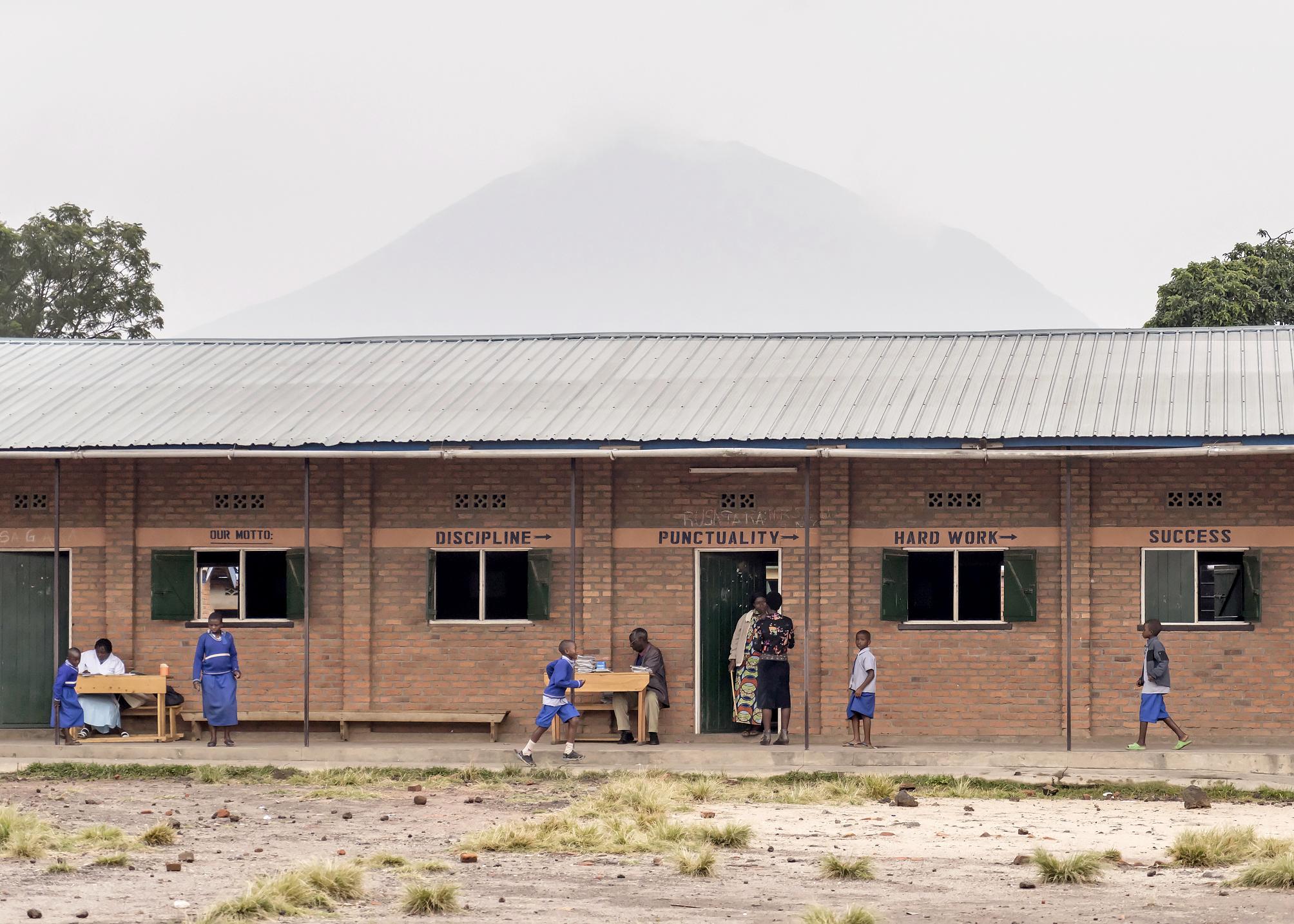 Fatima School, Ruhengeri