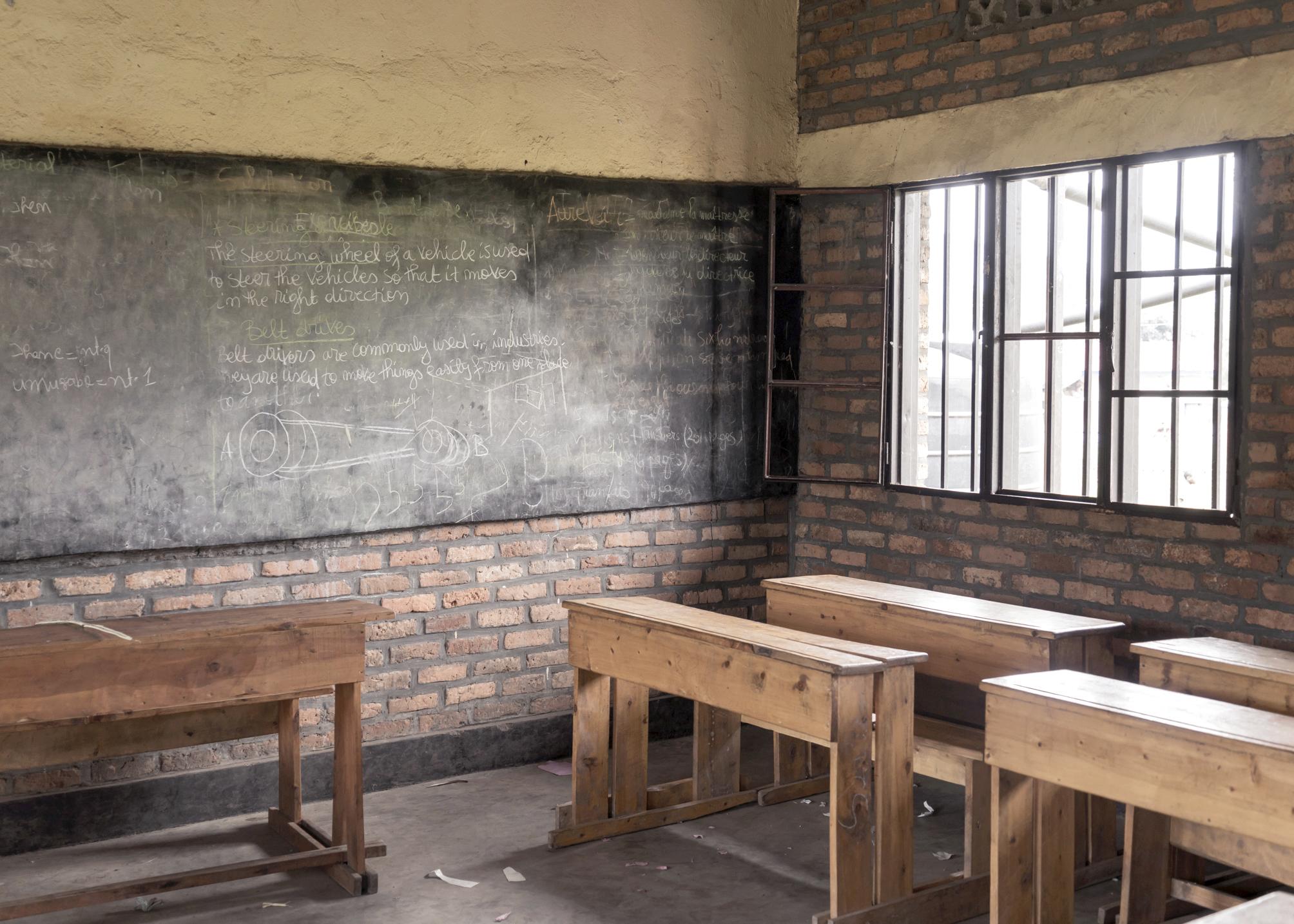 Kabaya School, Ruhengeri