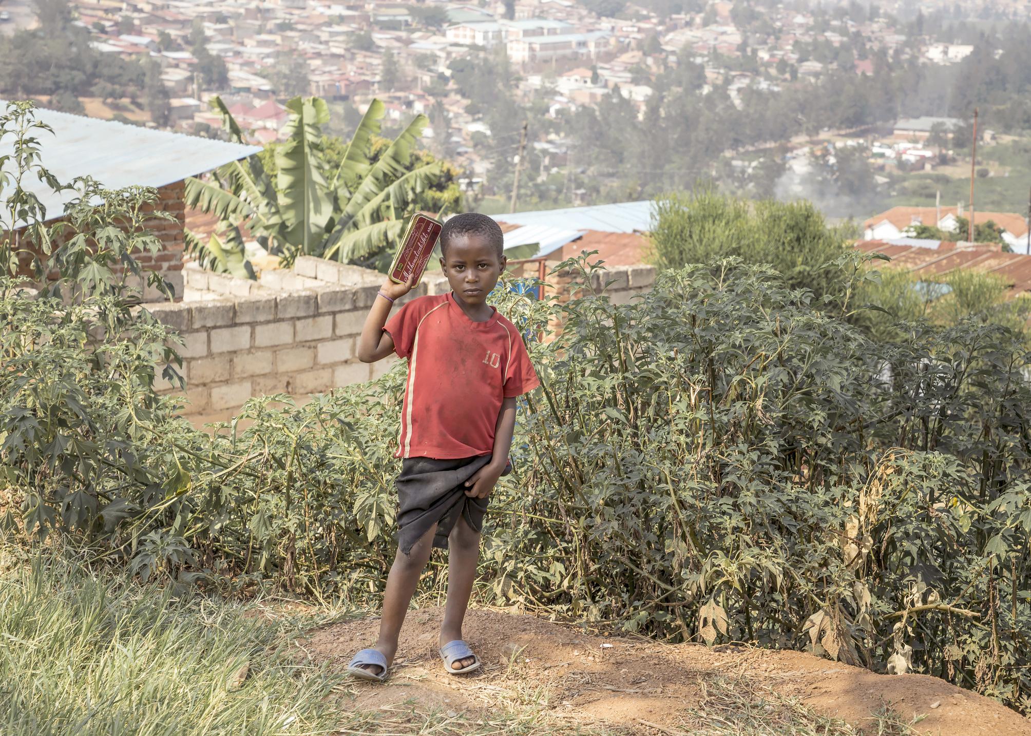 Kinamba Community Foundation, Kigali
